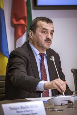 HE Mohamed Arkab, Algeria's Minister of Energy and President of the OPEC Conference