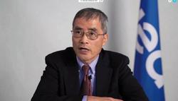 Mr. Keisuke Sadamori, Director of the Office for Energy Markets and Security at the IEA