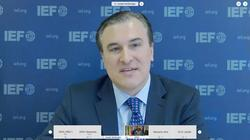 Mr. Joseph McMonigle Secretary General of the IEF