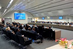 167th OPEC Conference, June 2015, Vienna, Austria