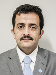 Dr. Ayed S. Al-Qahtani, Director, Research Division