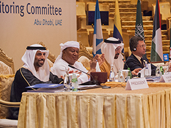 The 11th meeting of the JMMC took place in Abu Dhabi, UAE