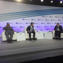 HE Barkindo, OPEC Secretary General, participated in a special session on energy, at the 16th Annual Meeting of the Valdai Discussion Club in Sochi, Russia