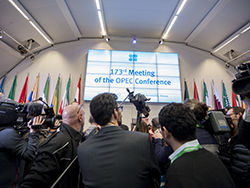 The 173rd Meeting of the OPEC Conference took place at the OPEC Secretariat in Vienna