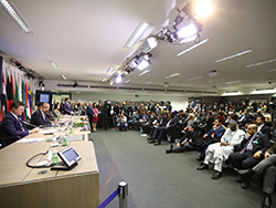 The 175th Meeting of the OPEC Conference attracted a huge number of journalists and analysts