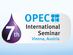 7th OPEC International Seminar Logo