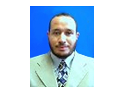 Dr. Abderrezak Benyoucef, the new Head of Energy Studies Department