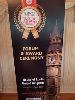 The Euroknowledge Forum and Award Ceremony took place at the House of Lords in London, UK