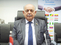 HE Thamir Abbas Al-Ghadhban, Iraq's Minister of Oil