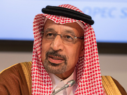 HE Khalid A. Al-Falih, Saudi Arabia's Minister of Energy, Industry & Mineral Resources; and Chairman of the JMMC
