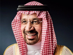 HE Khalid A. Al-Falih, Saudi Arabia's Minister of Energy, Industry and Mineral Resources
