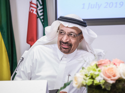 HE Khalid A. Al-Falih, Saudi Arabia's Minister of Energy, Industry & Mineral Resources