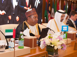 HE Mohammad Sanusi Barkindo, OPEC Secretary General, delivered his remarks at the 8th meeting of the JMMC