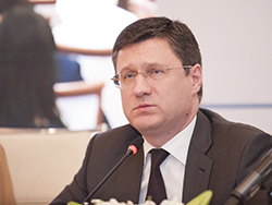 HE Alexander Novak, Minister of Energy of the Russian Federation; and co-chairman of the JMMC