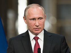 HE Vladimir Putin, President of the Russian Federation