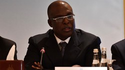 HE Timipre Sylva, Nigeria's Minister of State for Petroleum Resources and Head of Delegation
