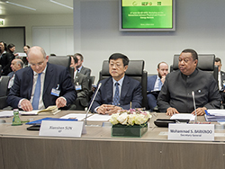 The 6th joint IEA-IEF-OPEC workshop was held at the OPEC Secretariat in Vienna
