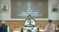 HE Dharmendra Pradhan, India's Minister of Petroleum and Natural Gas and Minister of Steel