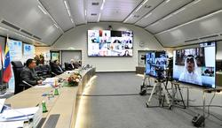 The ECB has convened for its 134th meeting via videoconference