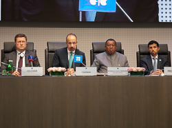The 9th Meeting of the JMMC took place at the OPEC Secretariat in Vienna, Austria