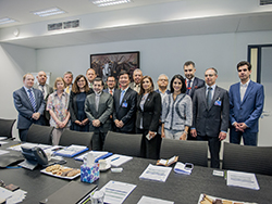 OPEC and KAPSARC technical working session was held at the OPEC Secretariat in Vienna