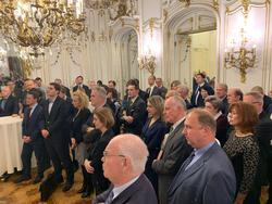 The gathering took place in the Austrian capital of Vienna