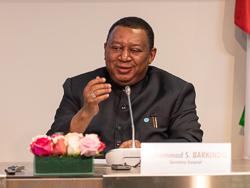 HE Mohammad Sanusi Barkindo, OPEC Secretary General
