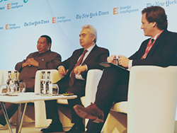HE Barkindo, OPEC Secretary General at the Oil & Money conference in London